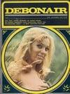 Debonair November 1972 magazine back issue