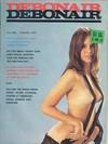 Debonair January 1973 magazine back issue