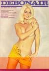 Debonair March 1973 magazine back issue
