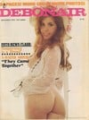 Debonair November 1973 magazine back issue