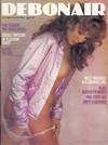 Debonair October 1976 magazine back issue