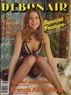 Debonair June 1979 magazine back issue