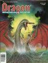 Dragon # 165 magazine back issue
