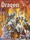 Dragon # 176 magazine back issue