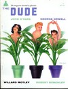 Dude May 1957 magazine back issue
