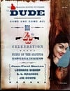 Dude July 1957 magazine back issue