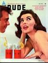 Dude July 1958 magazine back issue