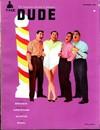 Dude September 1958 magazine back issue