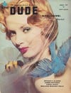 The Dude March 1959 magazine back issue