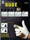 Dude November 1959 magazine back issue
