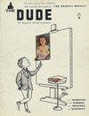 The Dude May 1960 magazine back issue