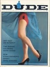 Dude March 1963 magazine back issue