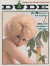 Dude July 1963 magazine back issue