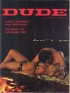 Dude September 1963 magazine back issue