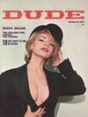 Dude November 1963 magazine back issue