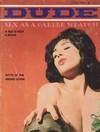 Dude January 1964 magazine back issue
