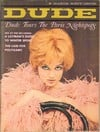 Dude March 1964 magazine back issue