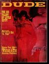 Dude May 1964 magazine back issue