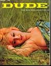 Dude May 1966 magazine back issue