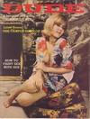 Dude January 1967 magazine back issue