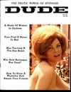 Dude May 1967 magazine back issue