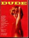 Dude September 1967 magazine back issue