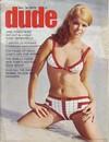 Dude May 1968 magazine back issue