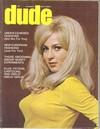 Dude November 1968 magazine back issue