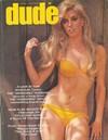 Dude January 1969 magazine back issue