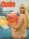 Dude September 1970 magazine back issue