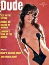 Dude May 1972 magazine back issue