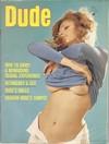Dude July 1973 magazine back issue