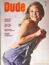 Dude September 1974 magazine back issue