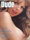 Dude May 1975 magazine back issue