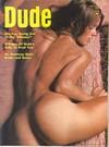 Dude July 1975 magazine back issue