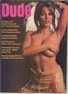 Dude September 1975 magazine back issue