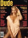 Dude January 1980 magazine back issue