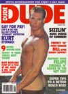 Dude August 1998 magazine back issue