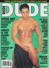 Dude October 1998 magazine back issue