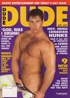 Dude September 1999 magazine back issue