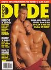 Dude October 1999 magazine back issue