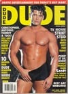Dude April 2000 magazine back issue