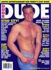 Dude May 2000 magazine back issue