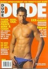 Dude September 2000 magazine back issue