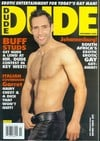 Dude November 2000 magazine back issue