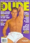 Dude December 2000 magazine back issue
