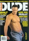 Dude April 2001 magazine back issue