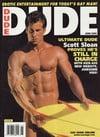 Dude June 2001 magazine back issue