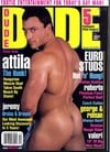 Dude December 2001 magazine back issue