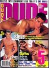 Dude June 2002 magazine back issue